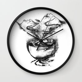 A cuppa dreams Wall Clock