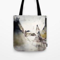 Tom Feiler Aboriginal Mother and Child Tote Bag