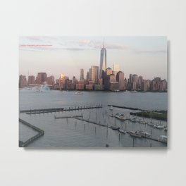 Freedom Tower World Trade Center NYC Metal Print