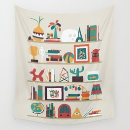 The Shelf Wall Tapestry