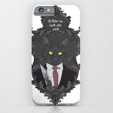 American Psycho Kitty iPhone 6s Slim Case
