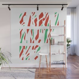 Can I Kick It (white) Wall Mural
