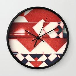Racing Car Extinction Wall Clock