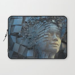Dissolution of Ego Laptop Sleeve