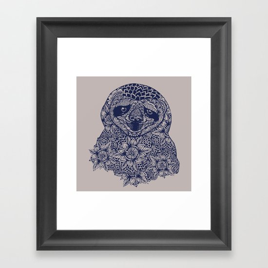 Mandala of Sloth by huebucket