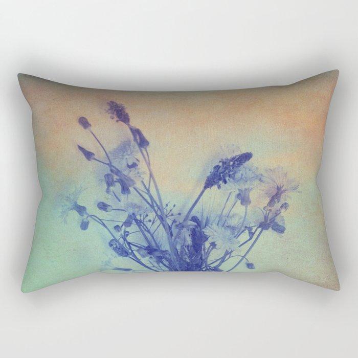 Small Beauties of Nature Rectangular Pillow