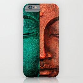 buddha iPhone Case