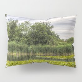 The Lily Pond Pillow Sham