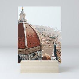 Masterpiece of Florence! Mini Art Print