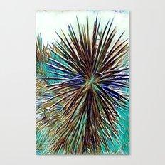 Joshua Tree Mintz by CREYES Canvas Print