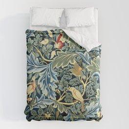 """William Morris """"Birds and Acanthus"""" Bettbezug"""