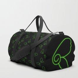 Chibi Faerie Wings Duffle Bag