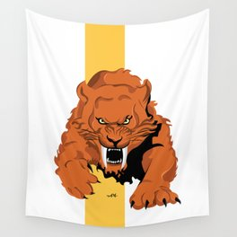 Saber Tooth Wall Tapestry
