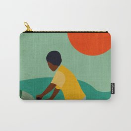 Stay Home No. 7 Carry-All Pouch