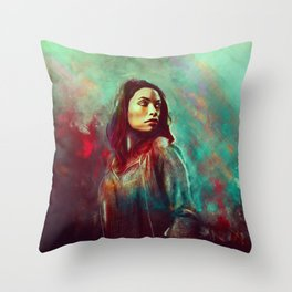Always There Throw Pillow