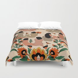 Got Your Back II Duvet Cover