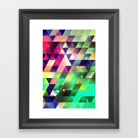 ayzys Framed Art Print
