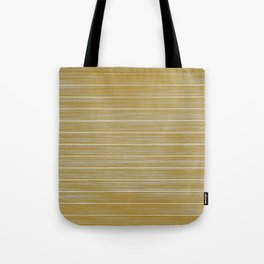 Fall Colors Trends Spicy Mustard Yellow Beach Hut Cladding Tote Bag