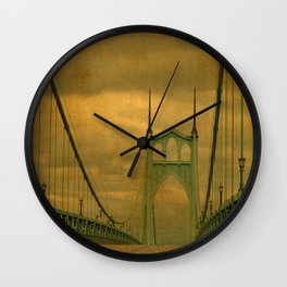 ST JOHNS BRIDGE Wall Clock