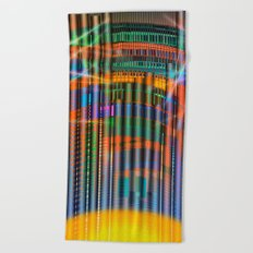 Pipe Organ - Cameron Carpenter / SUMMER 28-06-16 Beach Towel