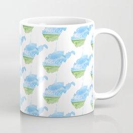 West Virginia Home State Coffee Mug