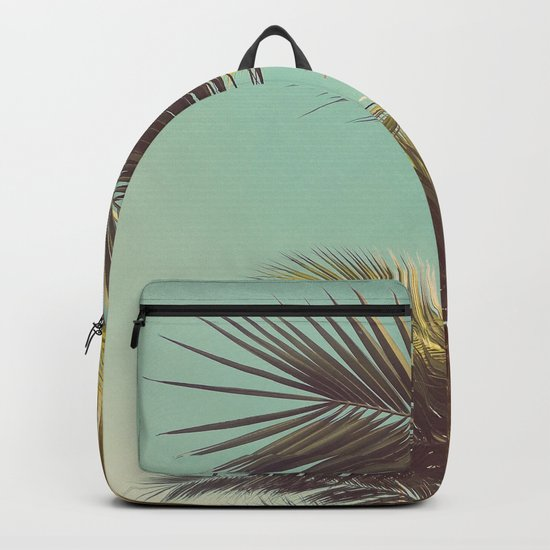 Autumn Palms Backpack