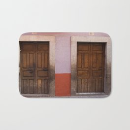 Mexican Doors 3 Bath Mat