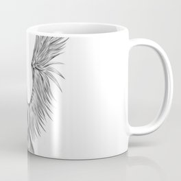 Lonely Angel Coffee Mug