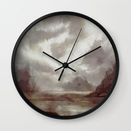 Philanthropy is a favourite hobby Wall Clock
