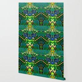 Lantana Berry Elementals Wallpaper