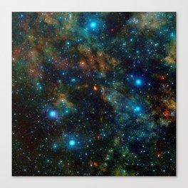 Star Formation Canvas Print