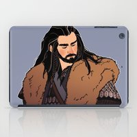 thorin iPad Cases featuring Thorin by rdjpwns