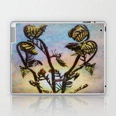 Spring Ferns Laptop & iPad Skin