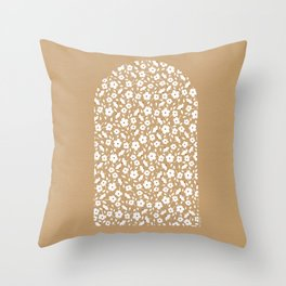 Adalet Floral Throw Pillow