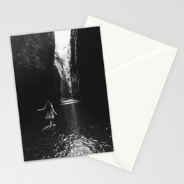 Walking the Gorge Stationery Cards