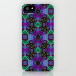 Tryptile 27b (Repeating 1) iPhone Case