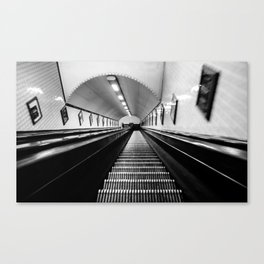 Stairs to Hell Canvas Print