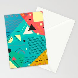 Memphis One Stationery Cards