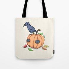 Plushie Fall Tote Bag