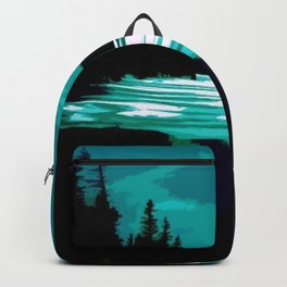 utah lake Backpack