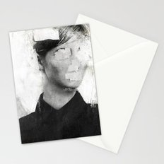 Faceless | number 01 Stationery Cards