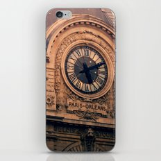 Paris-Orleans iPhone & iPod Skin