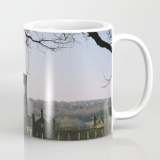Kirkstall Abbey from the hill... Mug