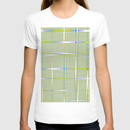 square countryside T-shirt