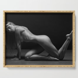bodyscape Serving Tray