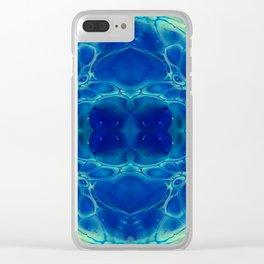Vivid 76 Clear iPhone Case
