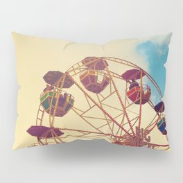 into the childhood Pillow Sham