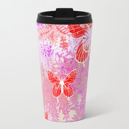 Pink idyll Travel Mug