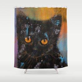 Bombay Kitten Shower Curtain