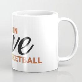 I'm in LOVE with Basketball Coffee Mug